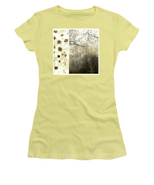 Juxtae #17 Women's T-Shirt (Junior Cut)