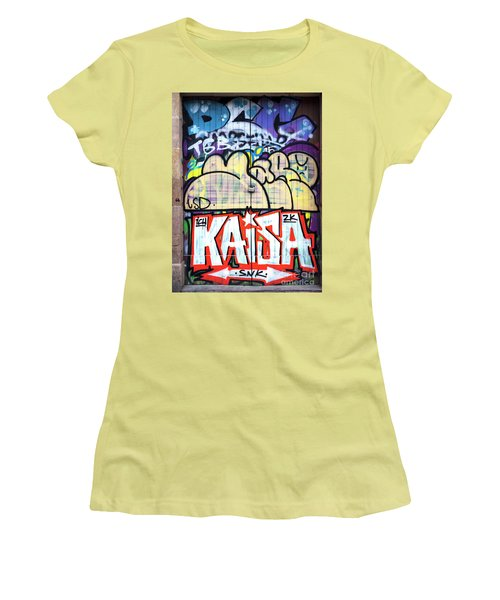 Kaisa Women's T-Shirt (Athletic Fit)