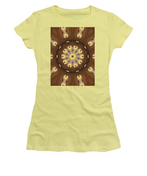 Kaleidoscope 125 Women's T-Shirt (Athletic Fit)