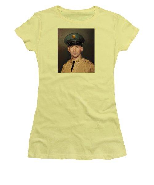Kenneth Beasley Women's T-Shirt (Junior Cut)