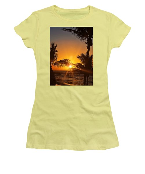 Key Art Women's T-Shirt (Athletic Fit)