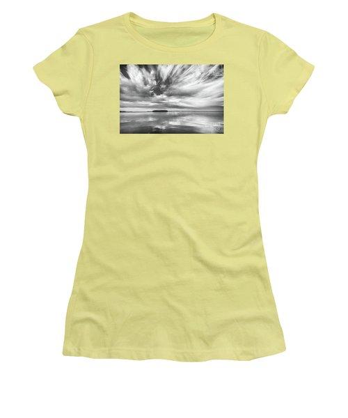 Key Largo Sunset Women's T-Shirt (Athletic Fit)