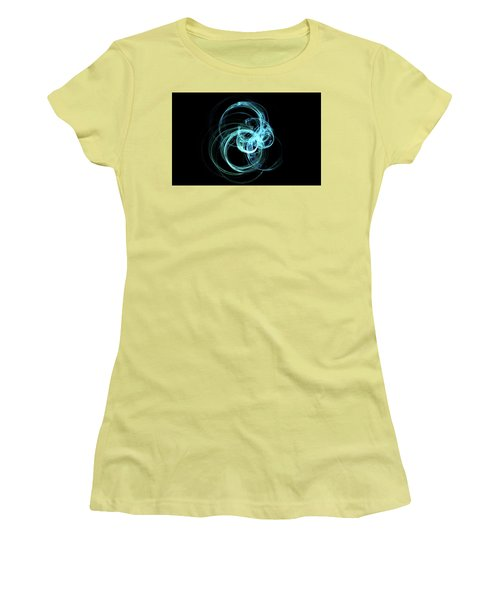 Kinetic09 Women's T-Shirt (Athletic Fit)