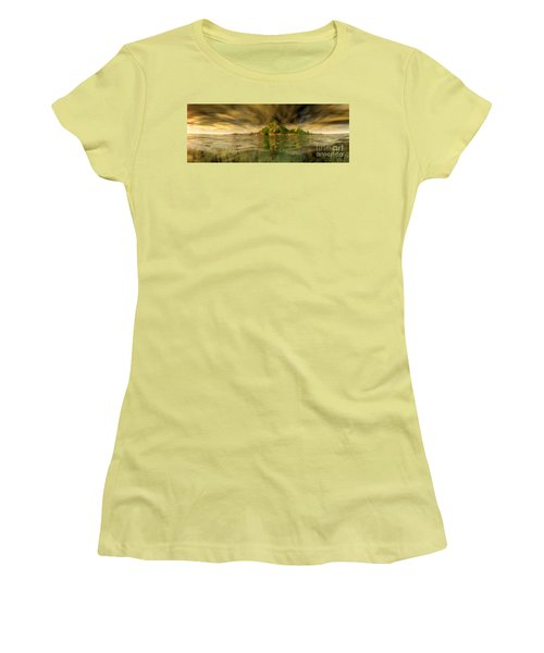 King Kongs Island Women's T-Shirt (Athletic Fit)
