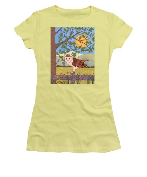 King Of The Meadow Women's T-Shirt (Athletic Fit)