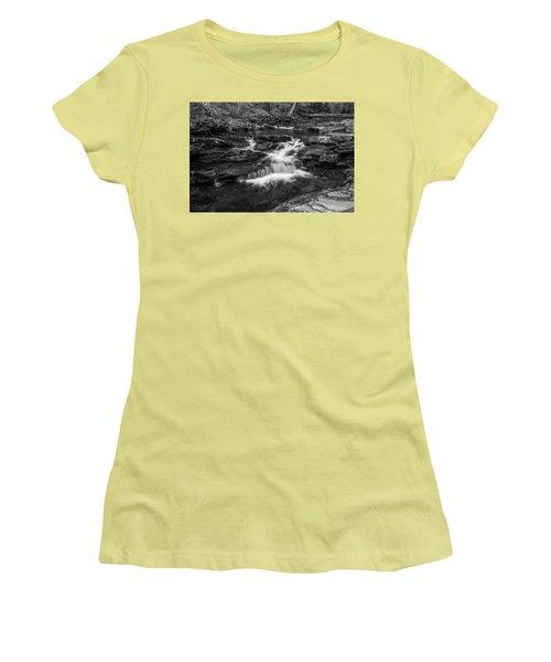 Kitchen Creek - 8902 Women's T-Shirt (Junior Cut) by G L Sarti