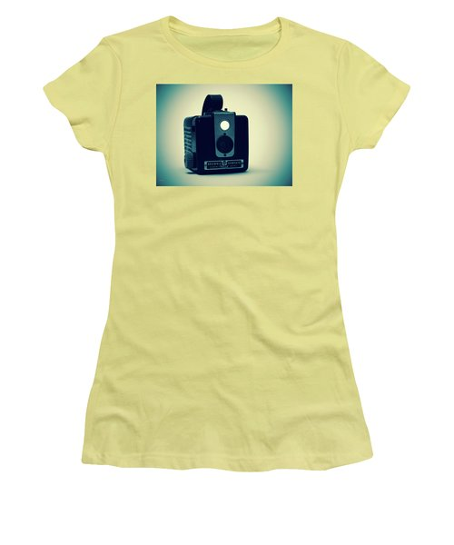 Kodak Brownie Women's T-Shirt (Athletic Fit)