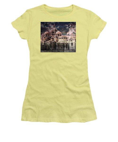 La Major 4 Women's T-Shirt (Athletic Fit)