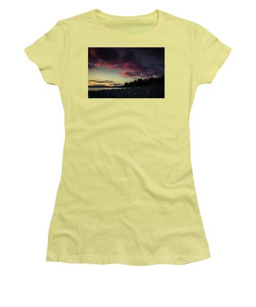 Lake Dreams Women's T-Shirt (Athletic Fit)