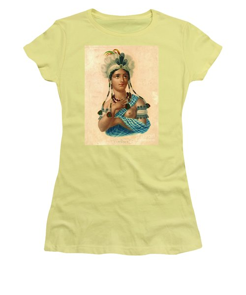 L'amerique 1820 Women's T-Shirt (Athletic Fit)