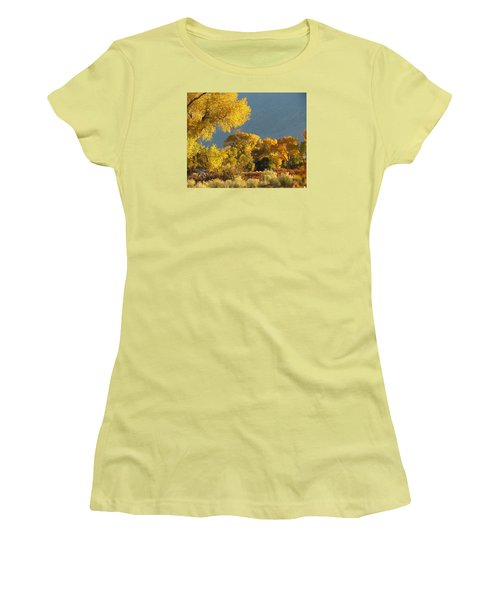 Last Light In Bishop 2 Women's T-Shirt (Athletic Fit)