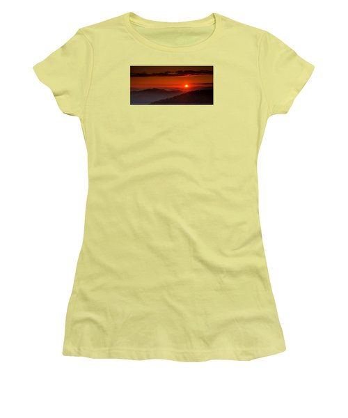Last Light Women's T-Shirt (Athletic Fit)