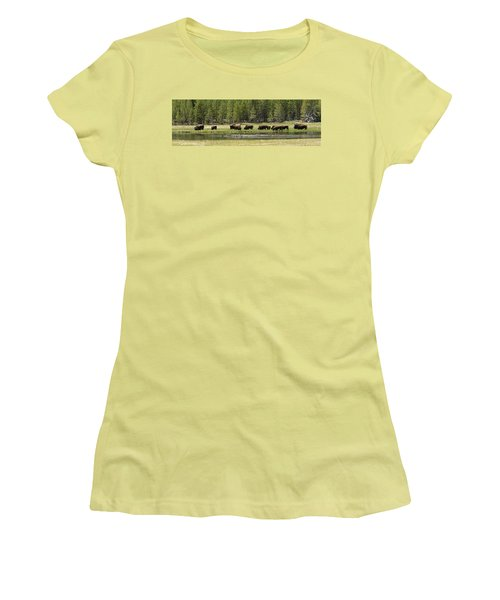Lazy Morning Women's T-Shirt (Athletic Fit)