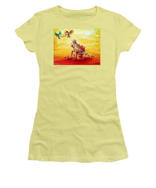 Le Tub Iv Women's T-Shirt (Athletic Fit)
