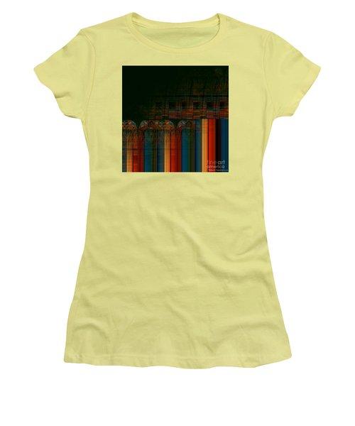 Leaving Darkness Women's T-Shirt (Junior Cut) by Thibault Toussaint