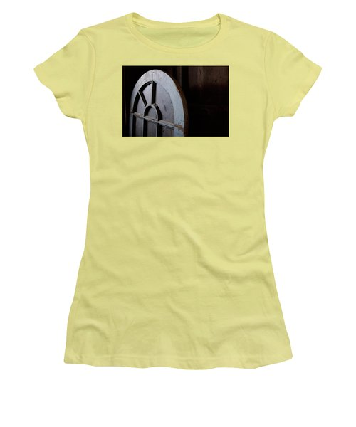 Women's T-Shirt (Athletic Fit) featuring the photograph Left Over by Jingjits Photography