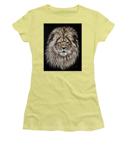 Leonardo Women's T-Shirt (Junior Cut)