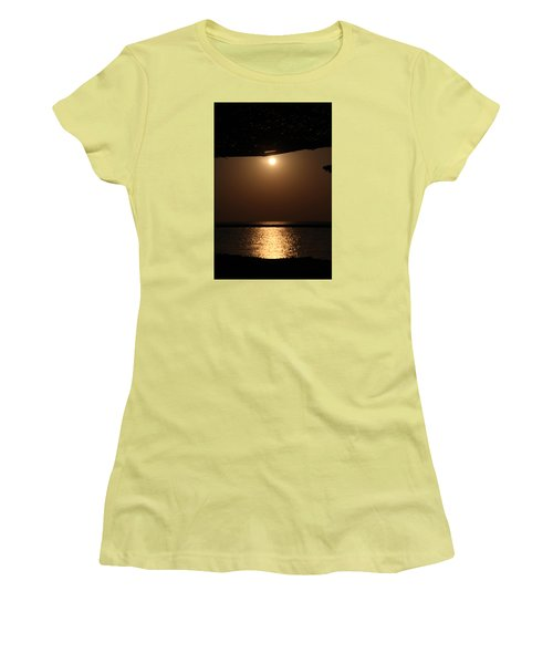 Women's T-Shirt (Junior Cut) featuring the photograph Letters From Abroad by Jez C Self