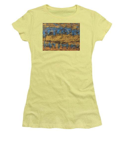Letting Go Women's T-Shirt (Athletic Fit)