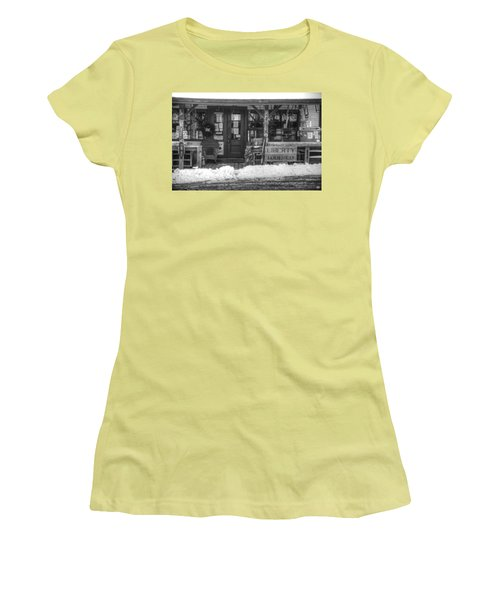 Liberty Tool Co Women's T-Shirt (Junior Cut)