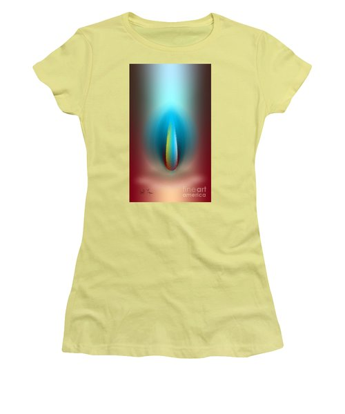 Light And Secrets Women's T-Shirt (Athletic Fit)