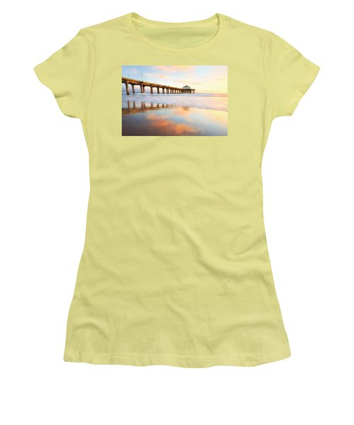 Light Reflections Women's T-Shirt (Athletic Fit)