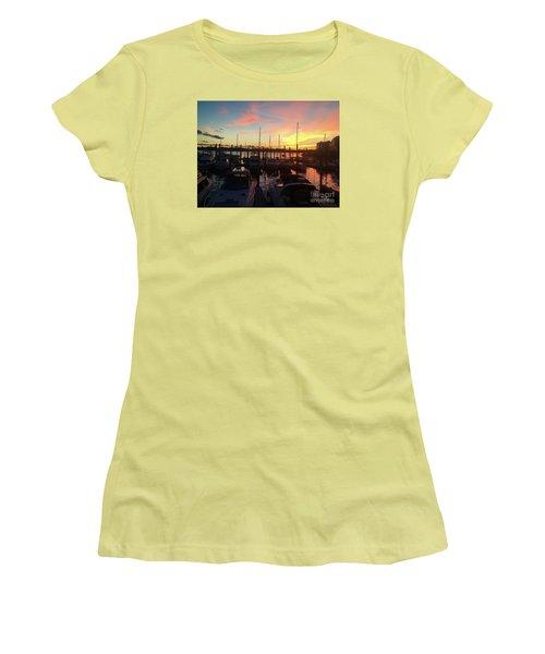 Light Show Women's T-Shirt (Athletic Fit)