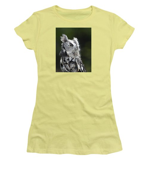 Li'l Screech Women's T-Shirt (Junior Cut) by Stephen Flint