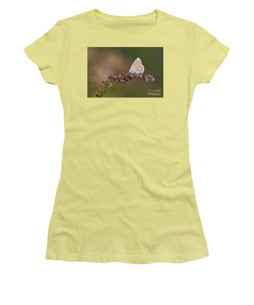 L'immigrant. Women's T-Shirt (Athletic Fit)