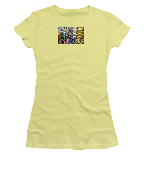 Little Bottles Of Sunshine Women's T-Shirt (Athletic Fit)