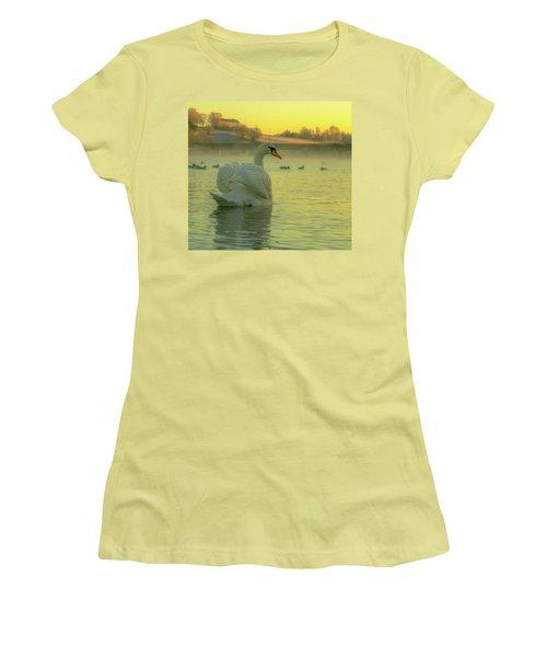 Living In Hope Women's T-Shirt (Junior Cut) by Rose-Marie Karlsen