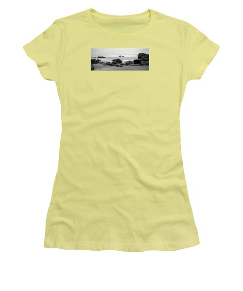 Lone Ranch Beach Women's T-Shirt (Athletic Fit)