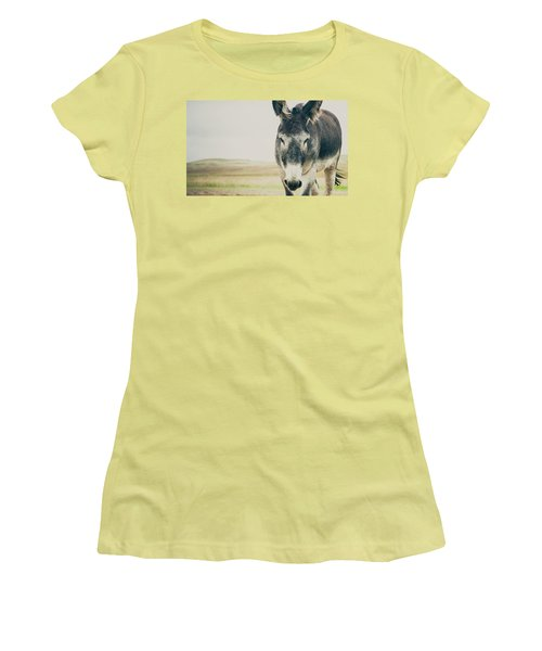 Lone Ranger Women's T-Shirt (Junior Cut) by Cynthia Traun