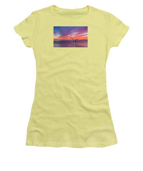 Women's T-Shirt (Junior Cut) featuring the photograph Lone Ranger by RC Pics