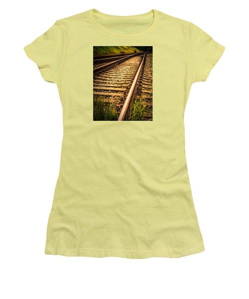 Long Gone Women's T-Shirt (Athletic Fit)