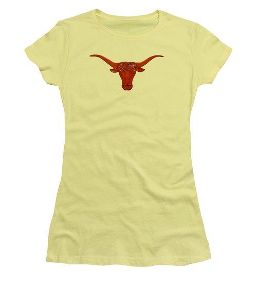 Longhorn 2 Women's T-Shirt (Athletic Fit)
