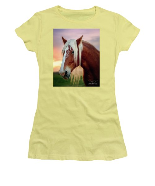 Looking For My Master Women's T-Shirt (Junior Cut) by Tamyra Ayles