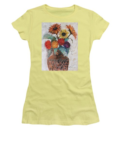 Lost And Found Women's T-Shirt (Junior Cut) by Robin Maria Pedrero