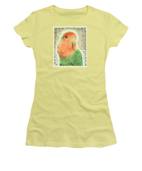 Lovebird Pilaf Women's T-Shirt (Athletic Fit)