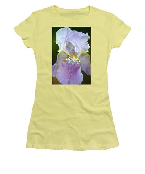 Women's T-Shirt (Junior Cut) featuring the photograph Lovely In Lavender by Sheila Brown