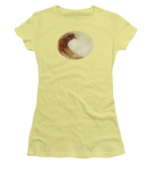 Lovely Lace Women's T-Shirt (Junior Cut) by Anita Faye