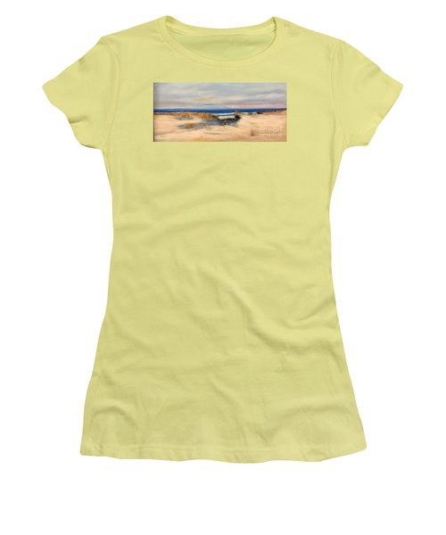 Lover's Key Women's T-Shirt (Athletic Fit)