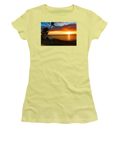 Lovers Paradise Women's T-Shirt (Athletic Fit)