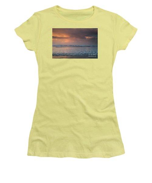 Low Tide  Women's T-Shirt (Junior Cut) by Iris Greenwell
