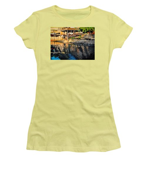 Low Water Women's T-Shirt (Athletic Fit)