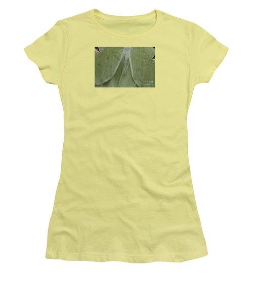 Women's T-Shirt (Junior Cut) featuring the photograph Luna by Randy Bodkins