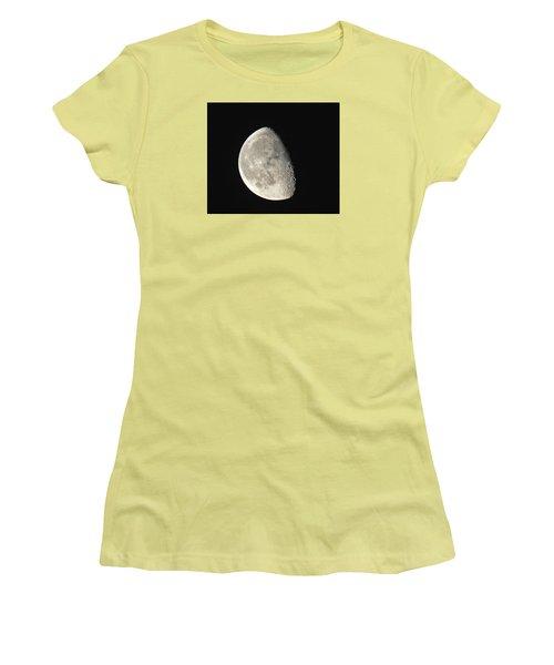 Lunar Delight Women's T-Shirt (Junior Cut) by Brian Chase