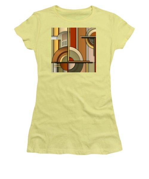 Machine Age Women's T-Shirt (Junior Cut) by Tara Hutton