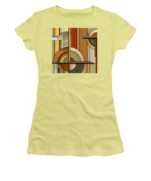 Machine Age Women's T-Shirt (Athletic Fit)