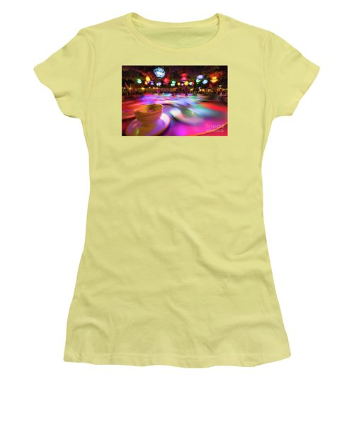 Mad Tea Party Women's T-Shirt (Athletic Fit)